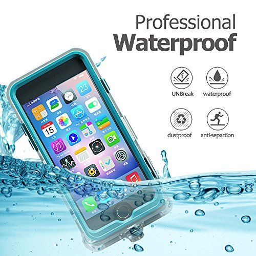 completely waterproof iphone 6 case
