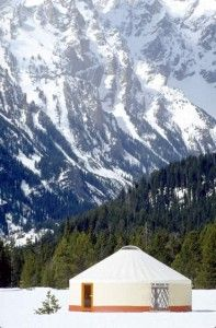 121 Best All Things Yurts Images On Pinterest