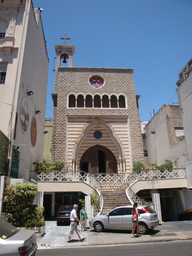 church downtown: Church Time, Worship, Buenos Aires