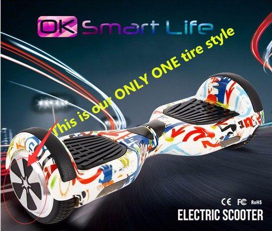 2 Колеса Постоянный Электрический Скутер Скейтборд