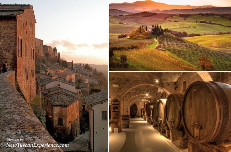 A Few of Our Favorite Things About Tuscany!