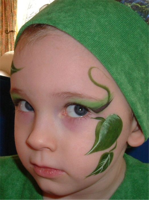 elf face paint - Google Search More