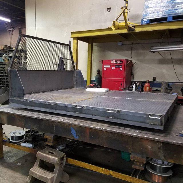 Custom Welded Steel Truck Fenders : Best truck flatbeds ideas on pinterest custom