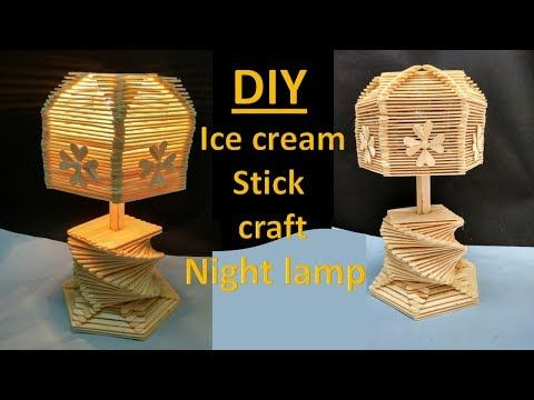 how to make seesaw with icecream sticks