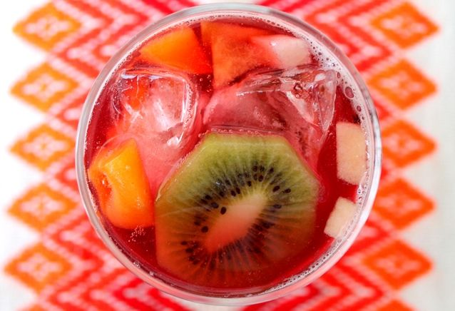 Para as festas: ponche de frutas sem álcool | Blog do Elo7