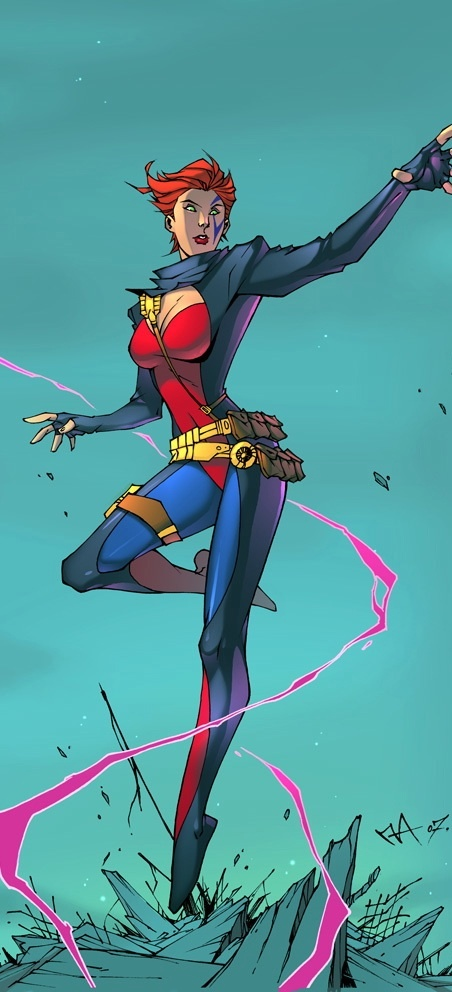 Marvel Girl Jean Grey Age of Apocalypse