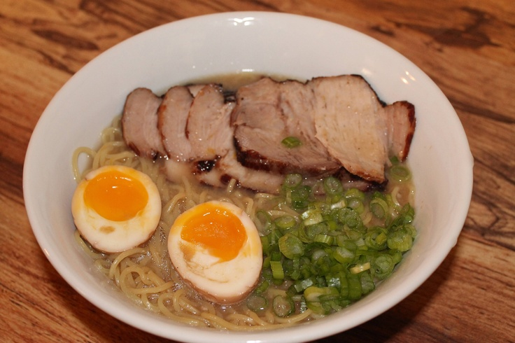 Getting harder to find real ramen