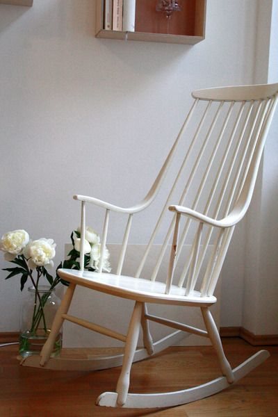 Design schaukelstuhl beton paulsberg  42 best Schaukelstühle images on Pinterest | Rocking chair, Chairs ...