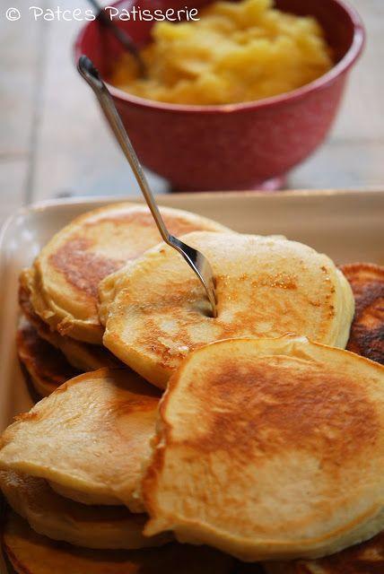 Münsterländer Struwen [Westfälische Küche] Hefe-Pfannkuchen