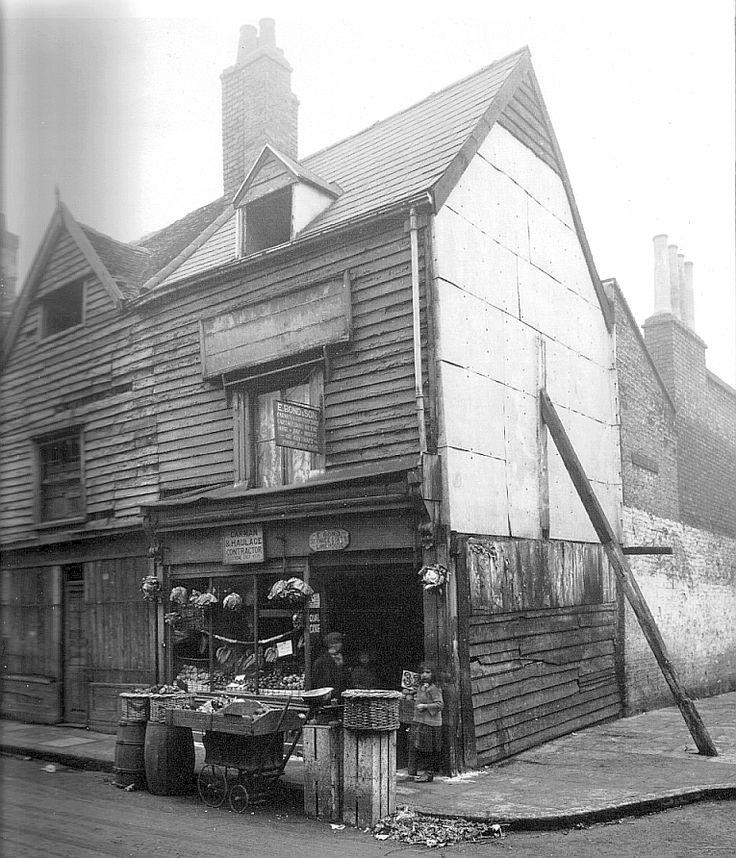 Three colt street 1902