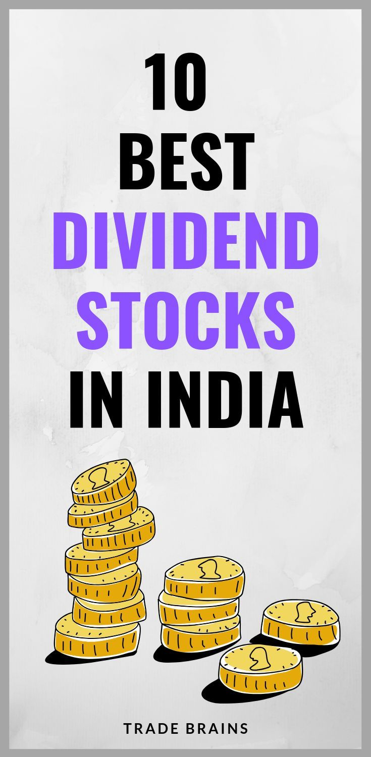 10 Best Dividend Stocks In India That Will Make Your Portfolio