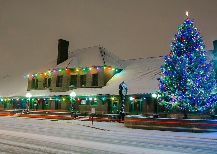 Fargo, North Dakota historic Train Depot