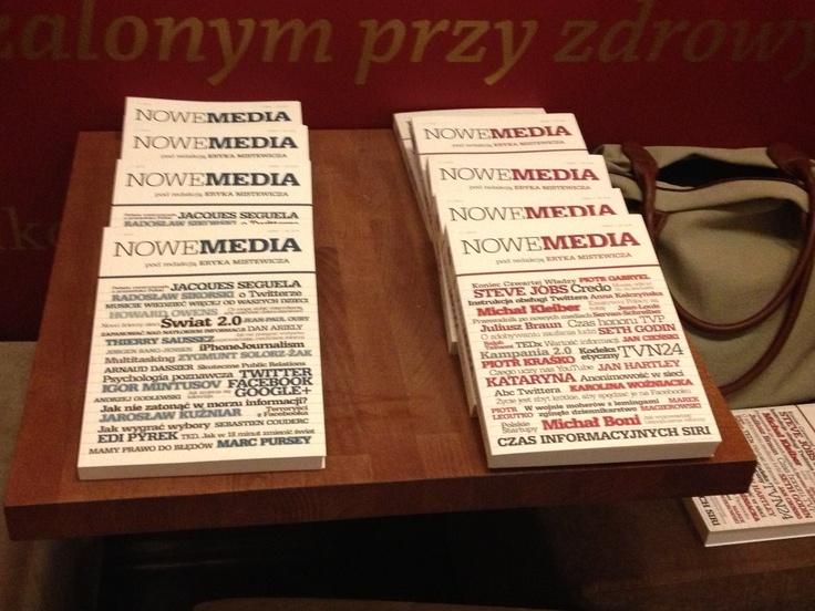 Nowe Media w komplecie.