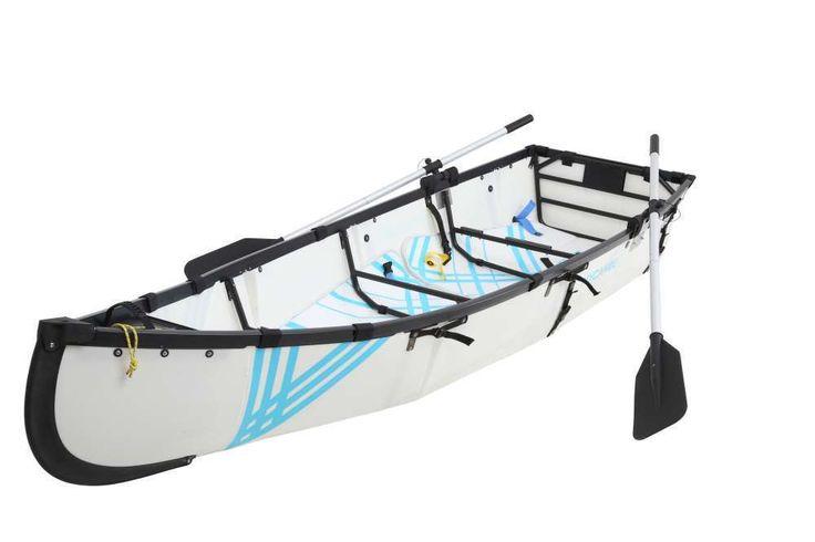 Foldable Dinghy Boat #MYCANOE