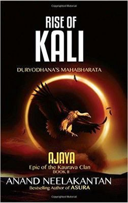 63 best new releases books images on pinterest livros book and books rise of kali duryodhanas mahabharata ajaya book 2 paperback fandeluxe Image collections