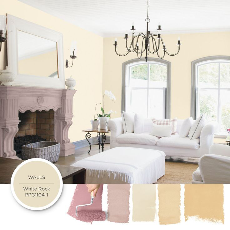 17 best images about shabby chic style on pinterest for Soft neutral paint colors