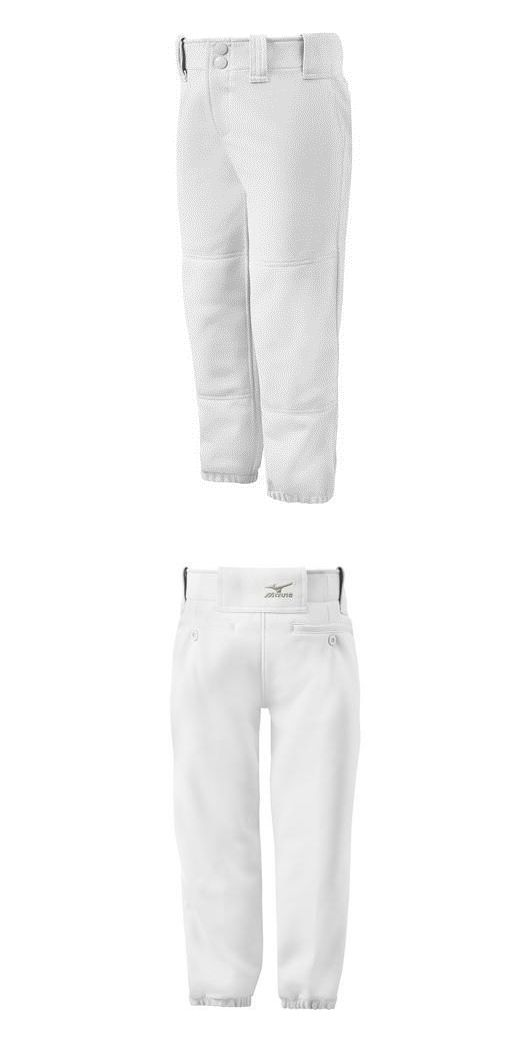 Baseball Pants 181343  Mizuno Womens Belted Softball Pants (White) - 350150  -  BUY IT NOW ONLY   22.28 on eBay! f9cd900e00