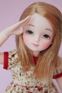 Ooak custom licca doll