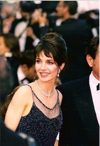 Anne Parillaud Actress | Director __Born: May 6, 1960 in Paris, France