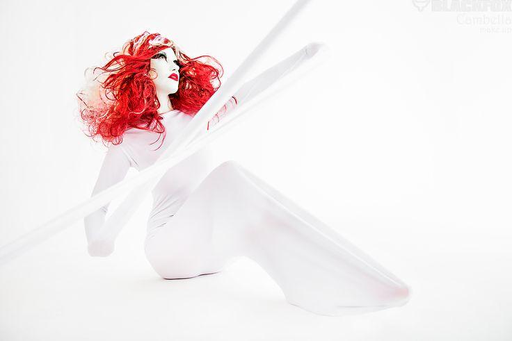 Art#makeup#cambella#redlips