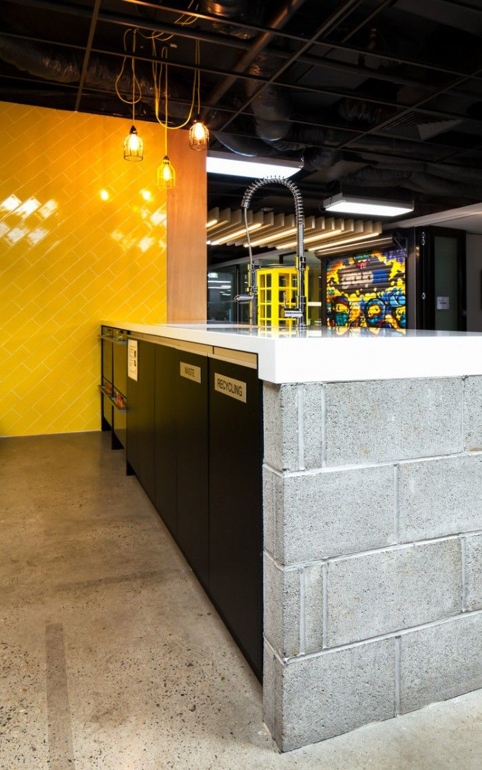 Global media company WPP has recently outfitted a new office space for its Group M brand with the help of Sydney-based designers The Bold Collective