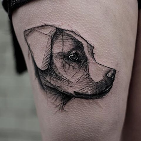 Image result for dr woo tattoo dog