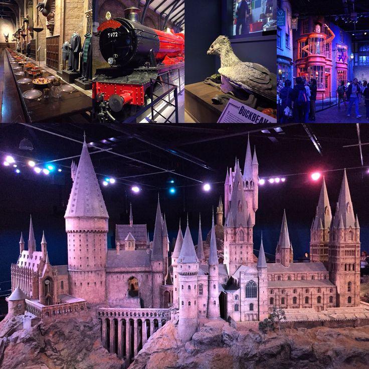 Like on the set  Making of Harry Potter at the Warner Bros Studio Tour #fermataUK #travel #presstrip #viaggi @warnerbros #london