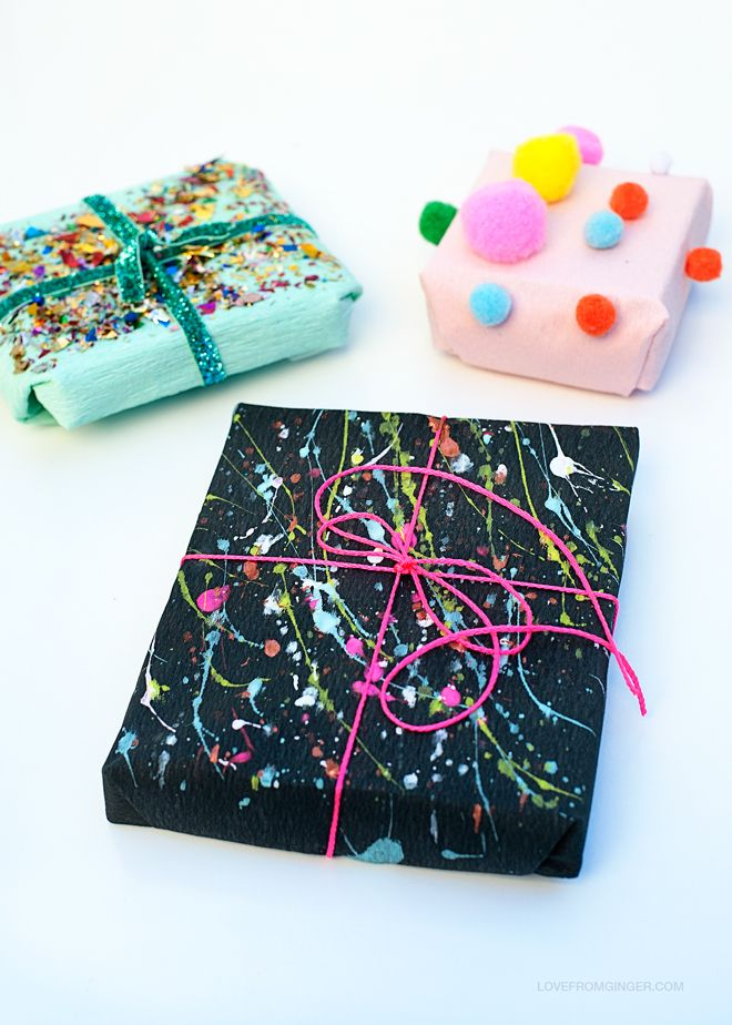 39 best diy gift wrapping images on pinterest wrapping gifts 3 easy diy gift wrapping ideas via days of diy on love from it yourself gifts handmade gifts made gifts gifts gifts solutioingenieria Gallery