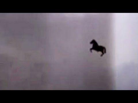 Kuda Terbang Di Mekkah - Video Amatir Penampakan Kuda Terbang Di Mekkah Arab Saudi