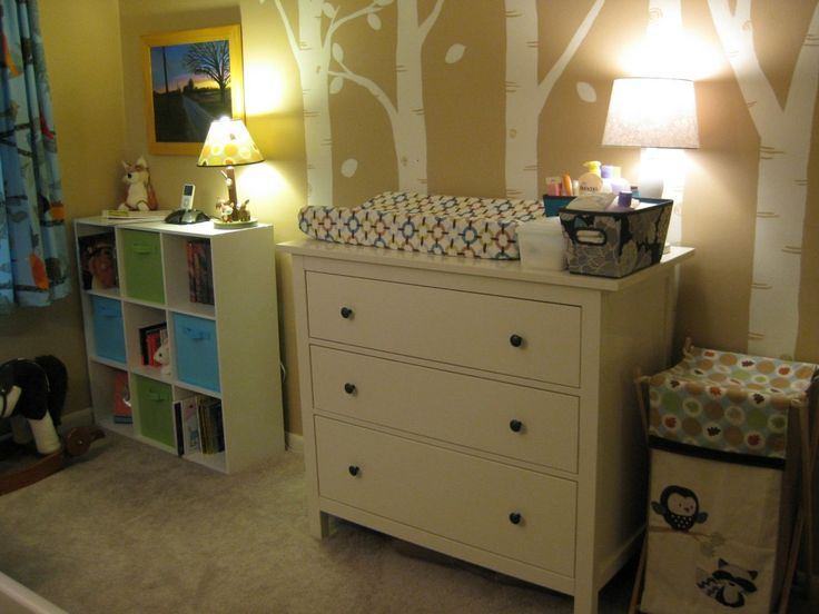 Best 25 Ikea Hemnes Changing Table Ideas On Pinterest