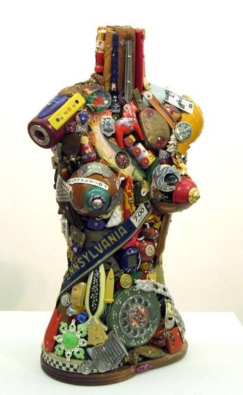 17 Best Images About Assemblage Art I Lovvveee On