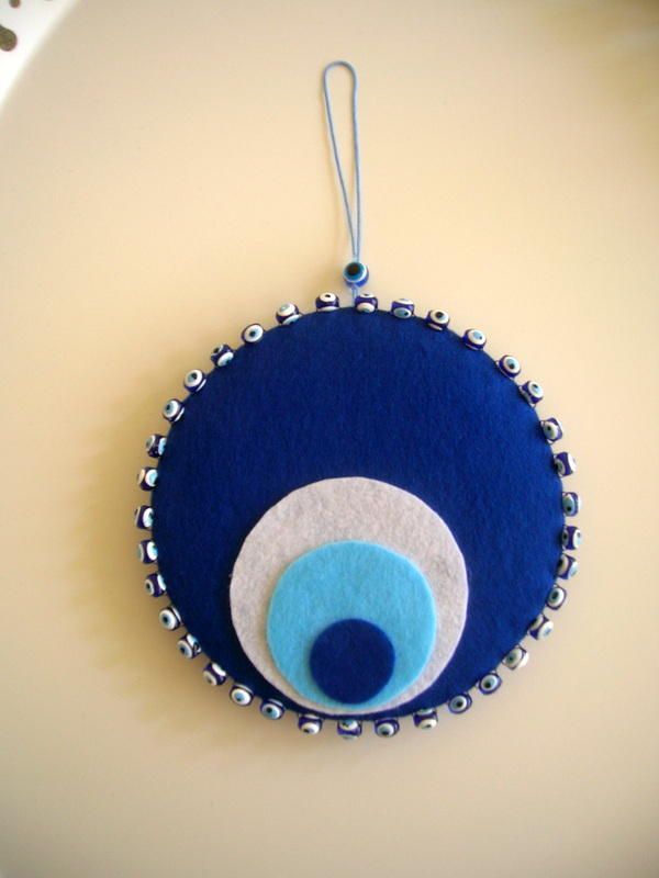 Turkish evil eye