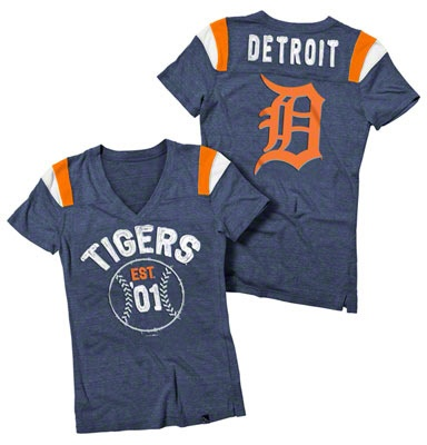 Kind of love this Detroit Tigers shirt