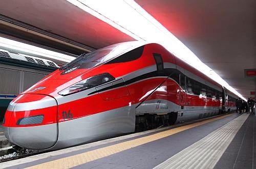 Trenitalia launches its new flaship high-speed train, the Frecciarossa 1000