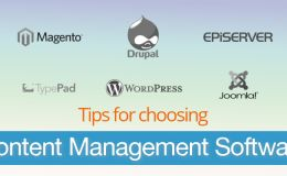 Tips every local business needs when looking for Content Management Software (CMS)