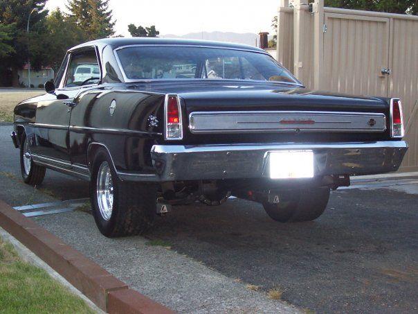 Roys Black Chevy II