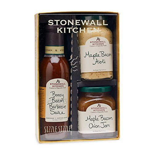 Stonewall Kitchen Grille Sauce & Rub Gift Collection We've taken our top selling rub and grill sauces and created some great combinations that are perfect as a gift or just to fill out your kitchen. Made in the USA.  About Stonewall Kitchen Founded in 1991 by partners Jonathan King and... more details available at https://perfect-gifts.bestselleroutlets.com/gifts-for-holidays/grocery-gourmet-food/product-review-for-stonewall-kitchen-grille-sauce-rub-collections-gift-