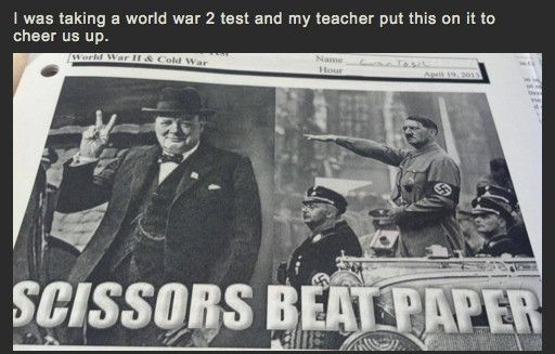 """35 Insane Teachers Who Went THIS Far To """"Inspire"""" Students. This Is Too Funny!"""