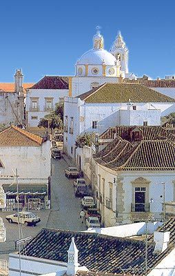 Tavira Portugal - visited on several Portugal holidays - lovely town
