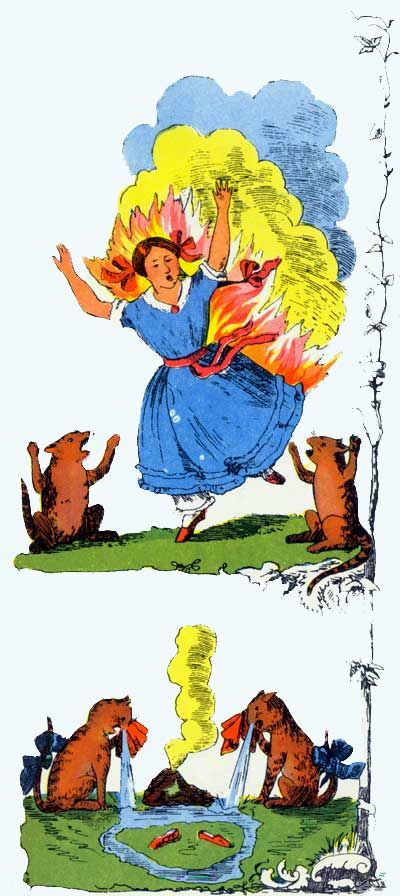 YIKES! Struwwelpeter: Merry Stories and Funny Pictures by Hoffman, Heinrich, 1809-1894