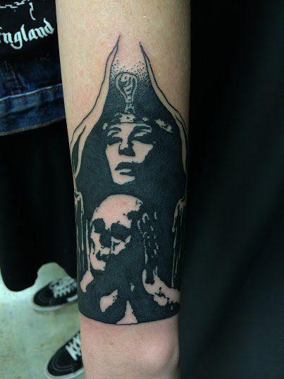 electric wizard tattoo - Поиск в Google