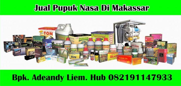 Jual Pupuk Nasa di Makassar. Jual Pupuk Nasa Makassar. Jual Pupuk Organik Nasa di Makassar. Harga Pupuk Nasa di Makassar Hub 082191147933.