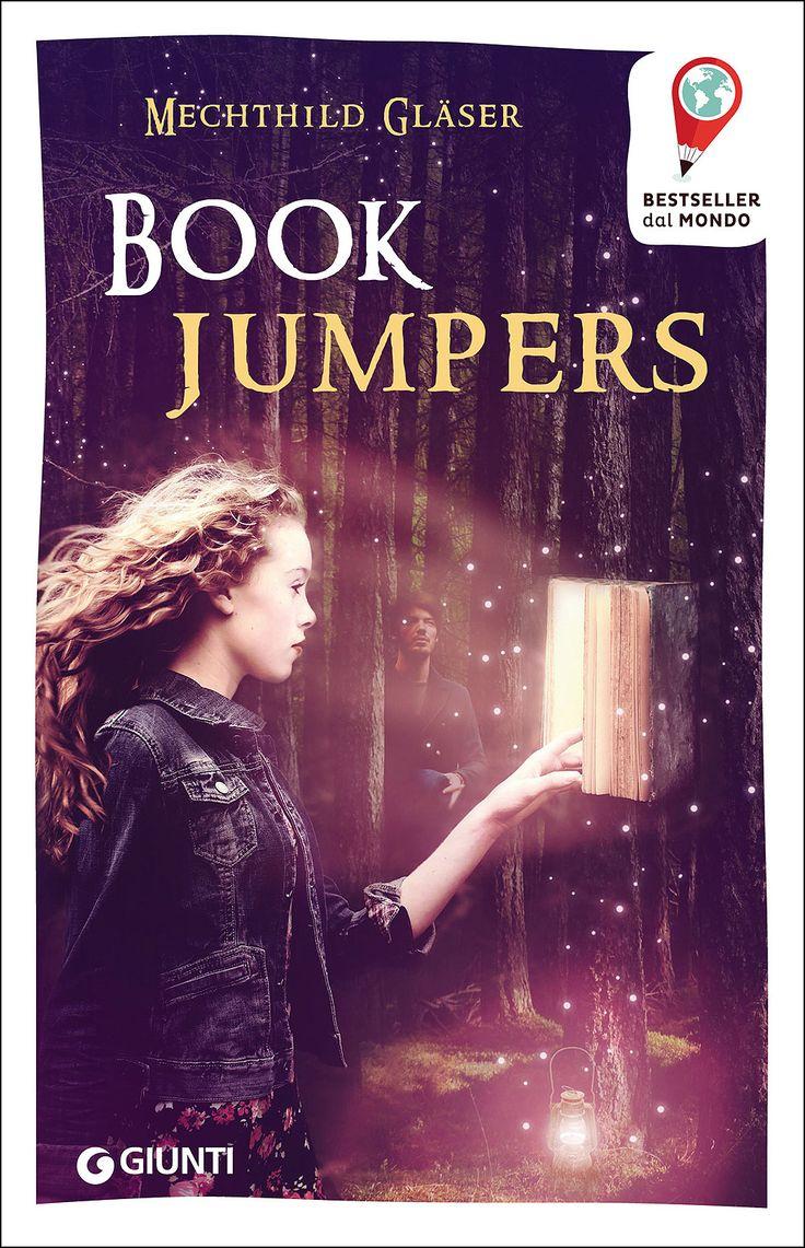 Book Jumpers è un intreccio di storie tra realtà e fantasia, ambientate in una misteriosa isola del nord della Scozia, scritto da un'emergente giovane autrice, Mechthild Gläser, che ha