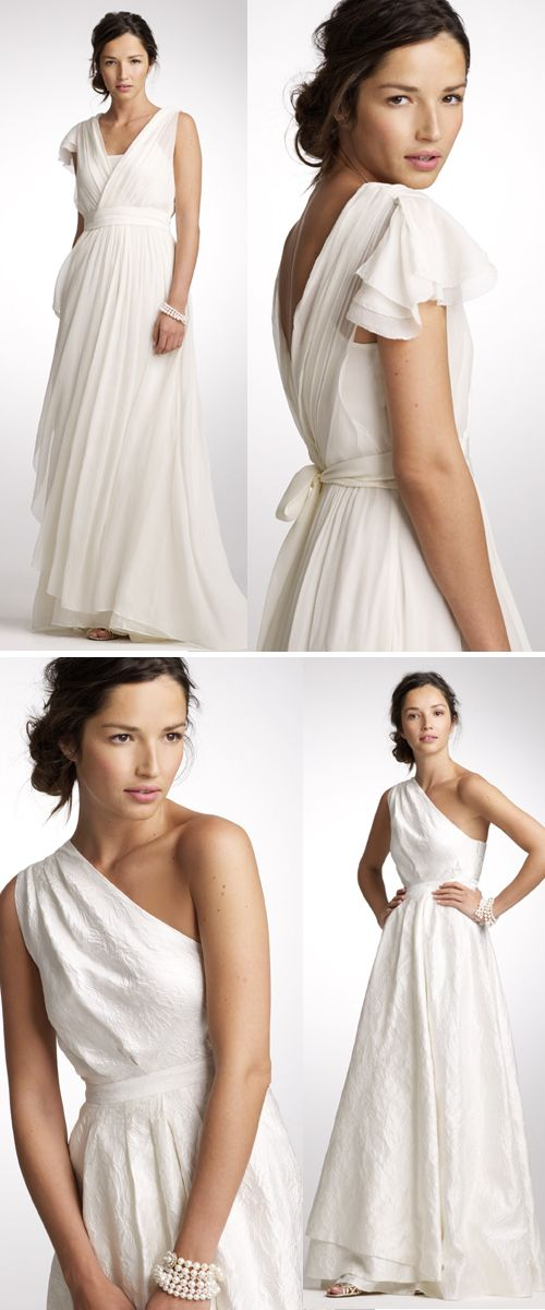 dress inspiration: pretty dressesPretty Dresses, Grecian Style, Dresses Inspiration, Grecian Inspiration, Bridal Gowns, White Dresses, Shoulder Design, Inspiration Details, White Gowns