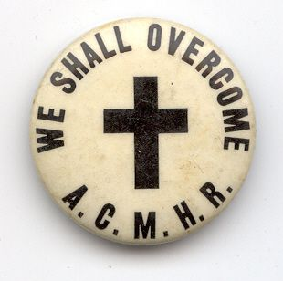 Veterans of the Civil Rights Movement -- Pins of the Freedom Movement