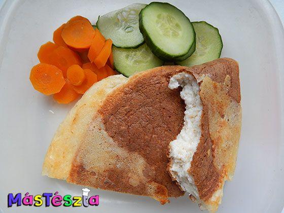 MÉG diétásabb MásTészta szendvics | MásTészta