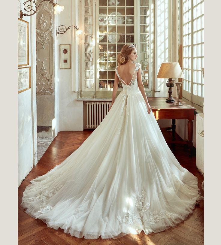 Wedding Dress Nicole NIAB17117 2017