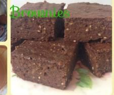 Avocado and Chia Brownies | Official Thermomix Recipe Community