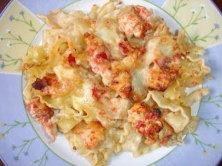 Οι Συνταγές της Λόπης: Σουφλέ Ζυμαρικών με Κοτόπουλο