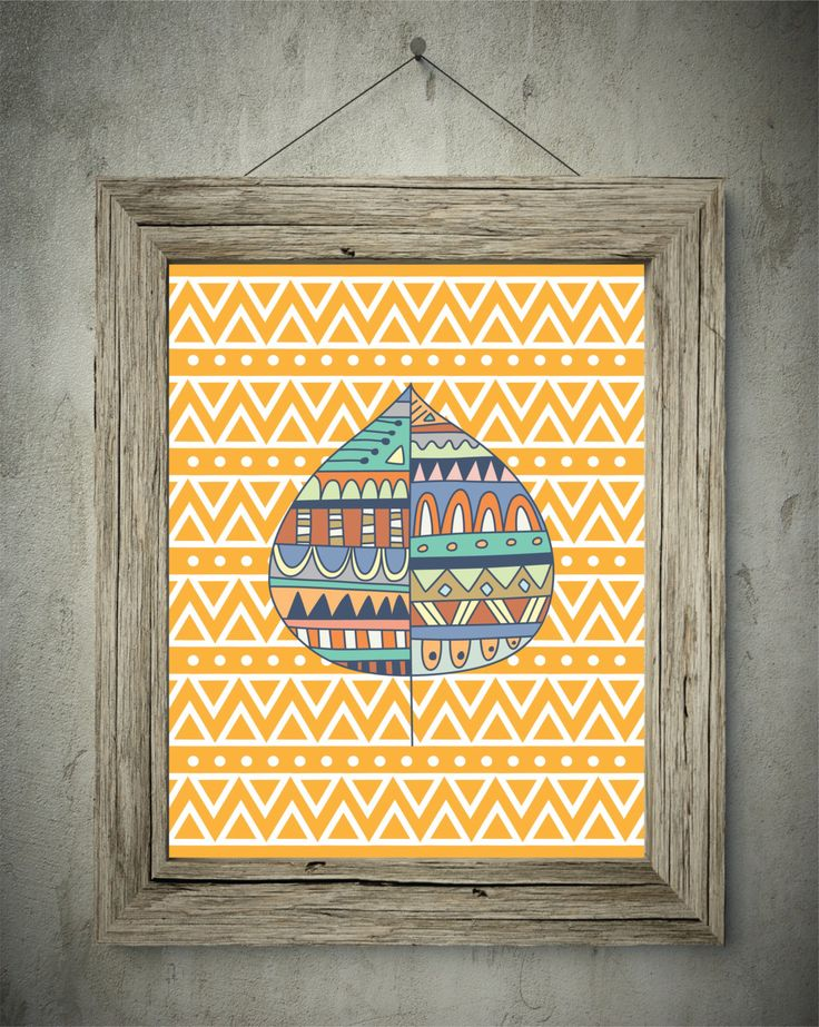 Amazing Aztec Wall Decor Picture Collection - Wall Art Collections ...